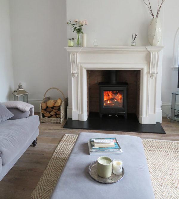Woodwarm Firegem installation