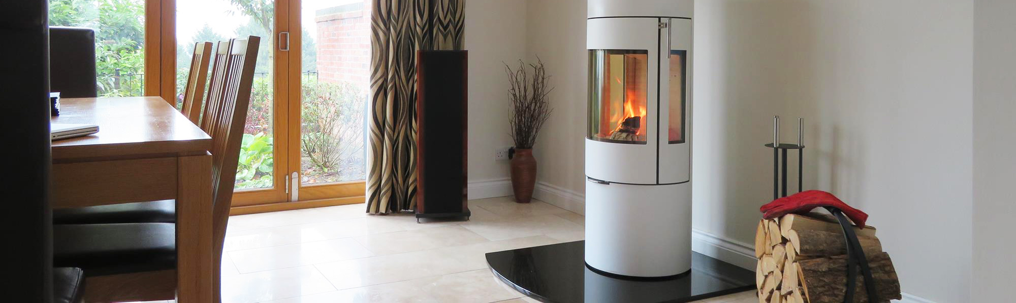 Ebben & Yorke Fireplaces and stoves
