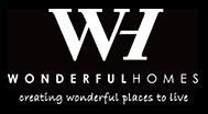 Wonderful Homes logo